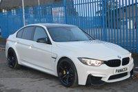 2014 BMW M3 3.0 M3 4d AUTO 426 BHP £32995.00