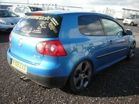 USED 2005 05 VOLKSWAGEN GOLF 1.6 SE FSI 3d 114 BHP Modified - Gti seats and alloys