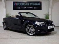 2012 BMW 1 SERIES 2.0 118D SPORT PLUS EDITION 2d 141 BHP £8480.00