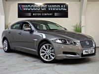 2012 JAGUAR XF 3.0 V6 PREMIUM LUXURY 4d AUTO 240 BHP £9980.00