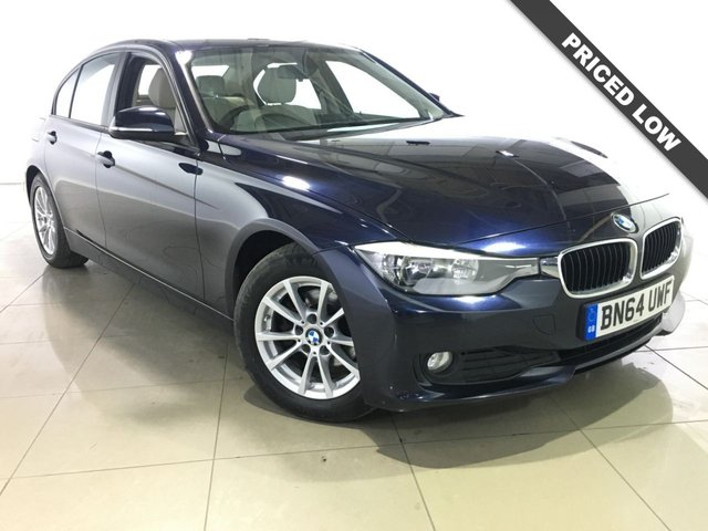View our 2014 64 BMW 3 SERIES 2.0 320D EFFICIENTDYNAMICS BUSINESS 4d AUTO 161 BHP