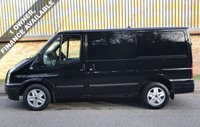 USED 2013 63 FORD TRANSIT LIMITED 2.2 FWD 260 SWB LOW ROOF 125 BHP 1 Owner, Service History
