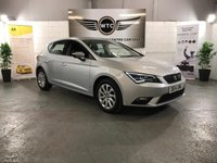 USED 2014 14 SEAT LEON 1.6 TDI CR SE TECHNOLOGY PACK