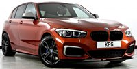 USED 2017 17 BMW 1 SERIES 3.0 M140i Shadow Edition Sports Hatch Sport Auto (s/s) 5dr Sat Nav, Heated Leather, DAB +