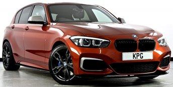 2017 BMW 1 SERIES 3.0 M140i Shadow Edition Sports Hatch Sport Auto (s/s) 5dr £23995.00
