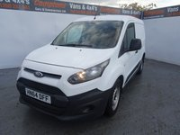 2014 FORD TRANSIT CONNECT 1.6 200 P/V 1d 94 BHP £7495.00