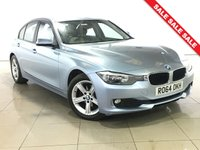 USED 2014 64 BMW 3 SERIES 2.0 318D SE 4d AUTO 141 BHP 1 Owner/Bluetooth/Air Con