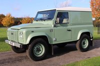 USED 2016 LAND ROVER DEFENDER 2.2 TD HERITAGE HARD TOP 1d 122 BHP Heritage Model - Delivery Milage - 1 of 400 NUMBER PLATE N11HUE INCLUDED