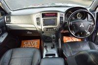 USED 2007 57 MITSUBISHI SHOGUN 3.2 GLS ELEGANCE SWB DI-D 3d AUTO 160 BHP