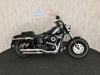 2017 HARLEY-DAVIDSON DYNA FAT BOB FXDF 103 1690 17 ABS MODEL LOW MILEAGE 2017 17  £10990.00