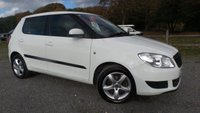 USED 2011 61 SKODA FABIA 1.2 SE TSI DSG 5d AUTO 103 BHP CAT-S INSURANCE LOSS,AIR-CONDITIONING, ALLOY WHEELS, CD-PLAYER, WHITE, REMOTE LOCKING, ELECTRIC WINDOWS, PARKING SENSORS, AUTOMATIC,