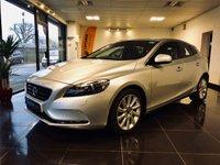 2016 VOLVO V40 1.6 D2 SE LUX 5d AUTO 113 BHP £11795.00