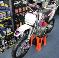 USED 2019 STOMP SUPERSTOMP DEMON X 170 - PIT BIKE All New for 2019, New Look, New Colours, New Design