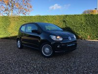 2014 VOLKSWAGEN UP 1.0 HIGH UP 3d 74 BHP £6795.00