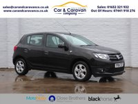 USED 2014 64 DACIA SANDERO 0.9 LAUREATE TCE 5d 90 BHP Service History A/C + Leather Buy Now, Pay Later Finance!