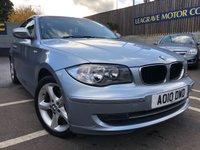 USED 2010 10 BMW 1 SERIES 2.0 116I SPORT 3d AUTO 121 BHP LOW MILEAGE AUTOMATIC
