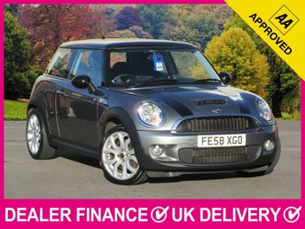 2009 MINI HATCH COOPER S