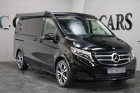 USED 2017 67 MERCEDES-BENZ V CLASS 2.1 V 220 D SPORT MARCO POLO 5d AUTO 161 BHP FOUR BERTH ELECTRIC POP-UP ROOF WITH LUXURIOUS DOUBLE BED AND LED READING LIGHT ELECTRIC SLIDING REAR LEATHER SEATS THAT CONVERT TO DOUBLE BED TWO RING BURNER COOL BOX AIRCRAFT LIGHTING THROUGHOUT FACTORY MARCO POLO CONVERSIONS FULLY EQUIPPED WITH TABLES AND CHAIRS AND ARE THE HEIGHT OF LUXURY POWER DOORS+TAILGATE CRUISE LANE DEPARTURE WARNING DETACHABLE TOW BAR+ ELECTRICS SMALL ENOUGH TO USE A DAILY TRANSPORT BUT PLUSH AND ROOMY ENOUGH TO HOLIDAY WHEREVER THE MOOD TAKES YOU