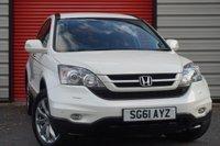2011 HONDA CR-V 2.2 I-DTEC ES 5d 148 BHP £8995.00
