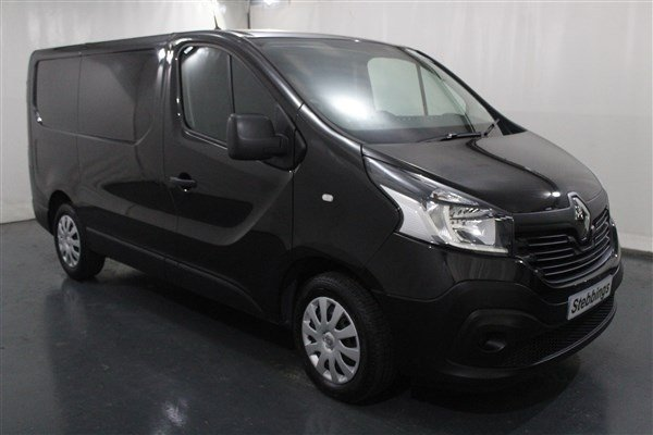 2017 67 RENAULT TRAFIC 1.6 SL27 BUSINESS ENERGY DCI