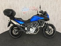 2015 SUZUKI V-STROM 650 DL 650 AL5 ABS MODEL LOW MILEAGE EXAMPLE 2015 65  £4790.00