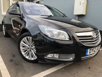 USED 2012 12 VAUXHALL INSIGNIA 2.0 ELITE NAV CDTI 5d AUTO 157 BHP GREAT FAMILY CAR AUTOMATIC WITH SAT NAV
