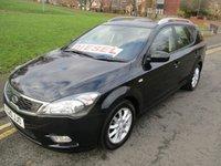 2010 KIA CEED 1.6 2 SW CRDI 5d 113 BHP £3999.00