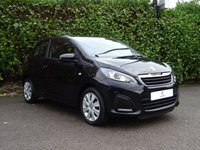 USED 2015 65 PEUGEOT 108 1.0 ACTIVE 3d 68 BHP Full Service History, One Owner From New, Low Mileage, Bluetooth, £0 Tax Per Year, Low Insurance Group 6, Excellent First Car, Finished In Raven Black Metallic Paintwork, Tinted Glass, Spare Key, Ready To Drive Away In Under 1 Hour