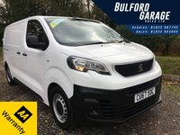 USED 2017 67 PEUGEOT EXPERT 1.6 BLUE HDI PROFESSIONAL STANDARD 1d 115 BHP
