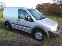 USED 2011 11 FORD TRANSIT CONNECT 1.8 T220 LR 5d 90 BHP, NO VAT TO PAY