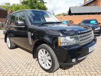 USED 2009 59 LAND ROVER RANGE ROVER 5.0 V8 AUTOBIOGRAPHY 5d AUTO 500 BHP