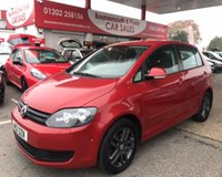 2011 VOLKSWAGEN GOLF PLUS 1.6 BLUEMOTION SE TDI 5d 103 BHP £6295.00
