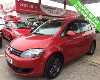 View our VOLKSWAGEN GOLF PLUS