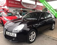 USED 2011 61 ALFA ROMEO GIULIETTA 1.4 LUSSO TB 5d 120 BHP *ONLY 40,000 MILES*
