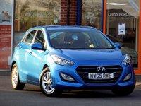 USED 2015 65 HYUNDAI I30 1.6 CRDi SE BLUE DRIVE 5dr  ** Full Hyundai Service History **