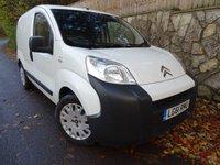 2011 CITROEN NEMO 1.2 660 LX EGS HDI S/S 1d AUTOMATIC 74 BHP £4995.00