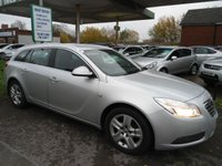 USED 2011 11 VAUXHALL INSIGNIA 2.0 EXCLUSIV CDTI 5d 158 BHP 6 MAIN DEALER SERVICES