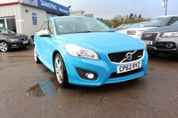 USED 2013 62 VOLVO C30 2.0 R-DESIGN 3d 143 BHP