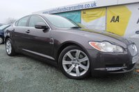 2009 JAGUAR XF 3.0 V6 LUXURY 4d AUTO 240 BHP DIESEL GREY £SOLD