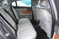 USED 2009 59 JAGUAR XF 3.0 V6 LUXURY 4d AUTO 240 BHP DIESEL GREY FULL MAIN DEALER SERVICE HISTORY