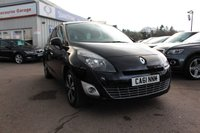 2011 RENAULT SCENIC 1.5 DYNAMIQUE TOMTOM BOSE PACK DCI 5d 110 BHP £4995.00