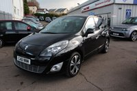 USED 2011 61 RENAULT SCENIC 1.5 DYNAMIQUE TOMTOM BOSE PACK DCI 5d 110 BHP
