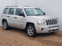 2008 JEEP PATRIOT 2.4 SPORT 5d 168 BHP £4499.00