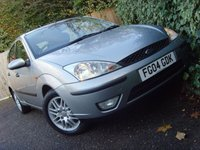 USED 2004 04 FORD FOCUS 1.8 LX TDCI 5d 116 BHP