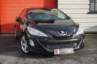 2011 PEUGEOT 308 2.0 CC GT HDI 2d 140 BHP £5995.00