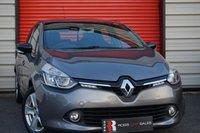 2014 RENAULT CLIO 1.5 DYNAMIQUE MEDIANAV ENERGY DCI S/S 5d 90 BHP £6495.00