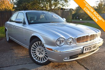 2006 JAGUAR XJ 3.0 V6 SOVEREIGN 4d AUTO 240 BHP £12500.00
