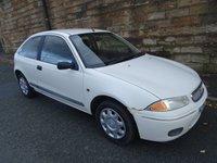 1996 ROVER 200 2.0 220 D 3d 84 BHP £430.00