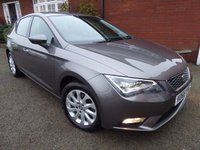 2015 SEAT LEON 1.2 TSI SE TECHNOLOGY 5d 110 BHP Extra Spec Car £9990.00