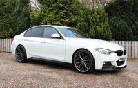 2015 BMW 3 SERIES 2.0 318D M SPORT 4d AUTO 148 BHP £17995.00